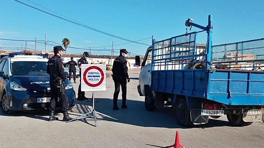 Cinco detenidos más por atentado a dos policías en Son Banya