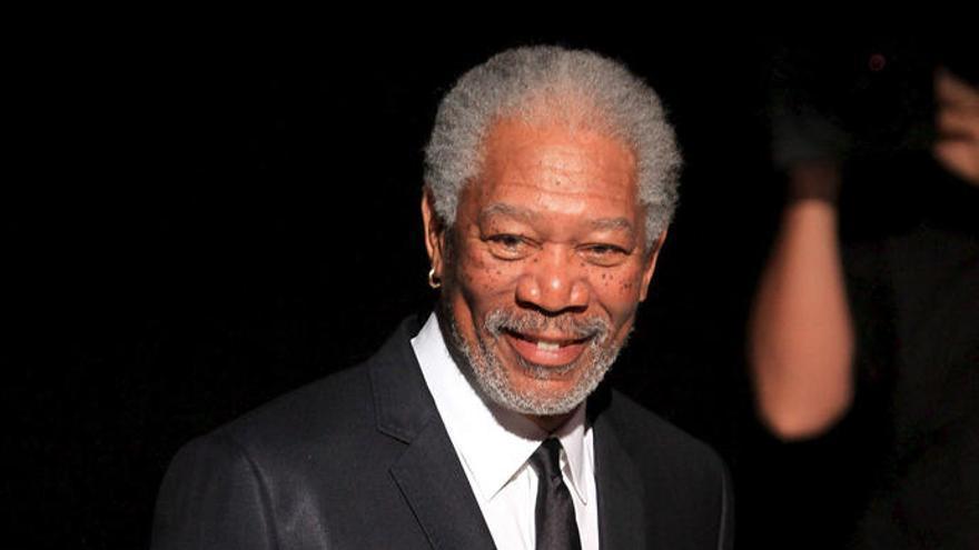 Morgan Freeman interpretará al exsecretario de Estado Colin Powell