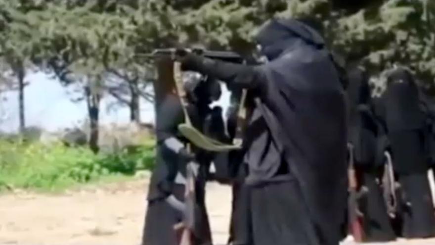 Tras el rastro de las siervas del Daesh