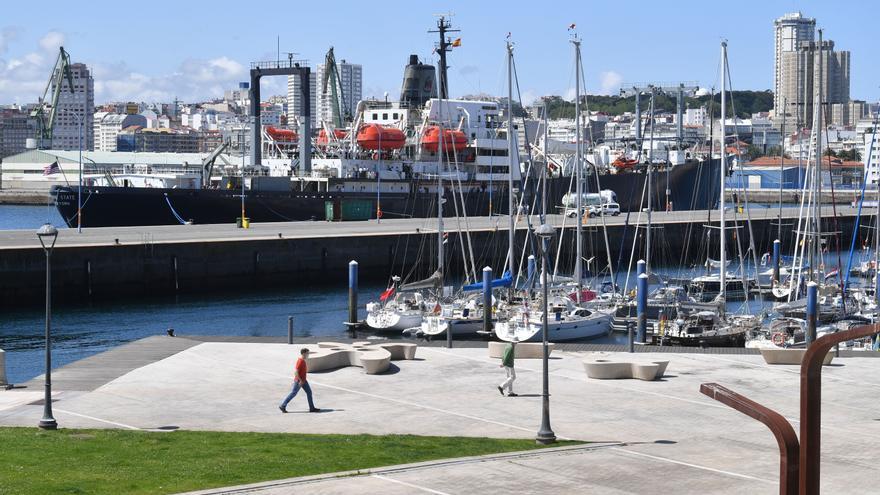 A Coruña enfila el puente del Pilar con una semana completa de buen tiempo