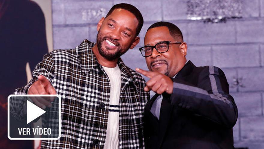 Will Smith y 'Jojo Rabbit', los estrenos de la semana