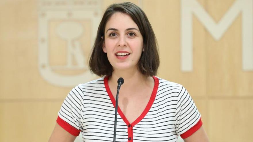 Rita Maestre será la portavoz nacional de 'Más País'