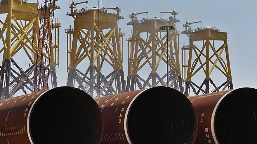 Windar construirá para Iberdrola un parque eólico marino en Francia