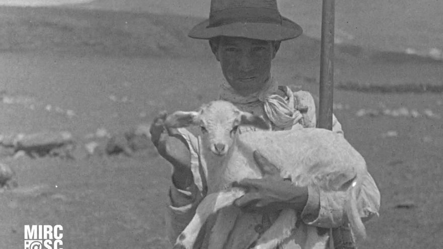 Filmoteca proyecta las imágenes más antiguas de Lanzarote tomadas por la Fox