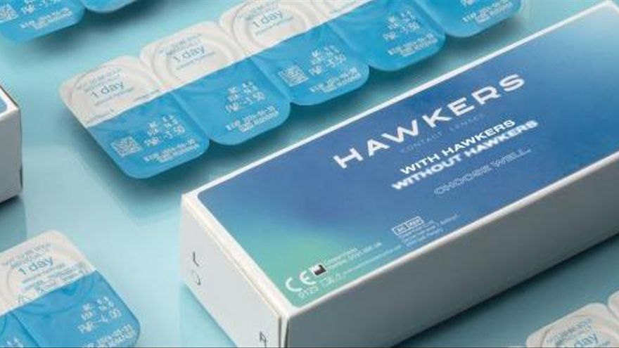 Hawkers lanza el Netflix de las lentillas
