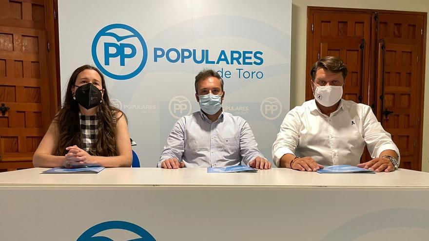 """El PP pide al Consejo de Cuentas que fiscalice el procedimiento del """"Fondo COVID"""" de Toro"""