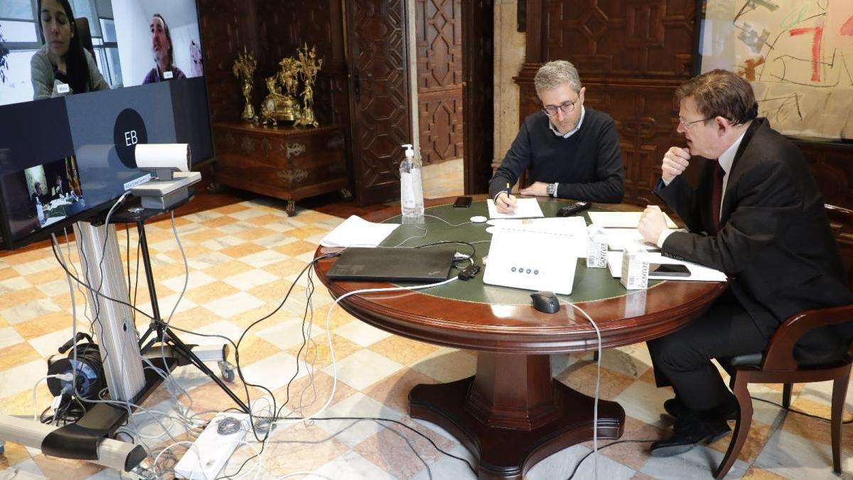Todo el personal sanitario y social de la Generalitat dispondrá de transporte público gratuito