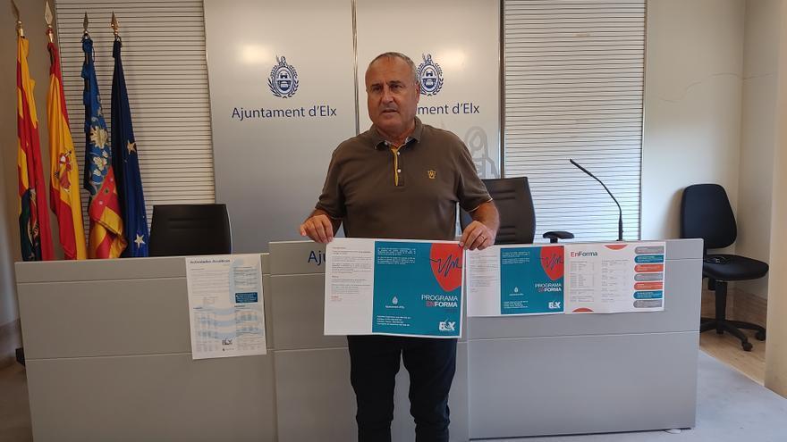Gimnasia por 10 euros al mes en las instalaciones municipales