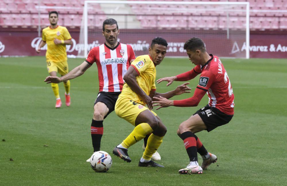 UD Logronyès - Girona FC, en fotos