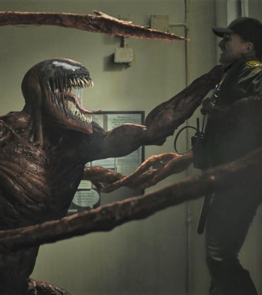 'Venom: Habrá matanza': la extraña pareja