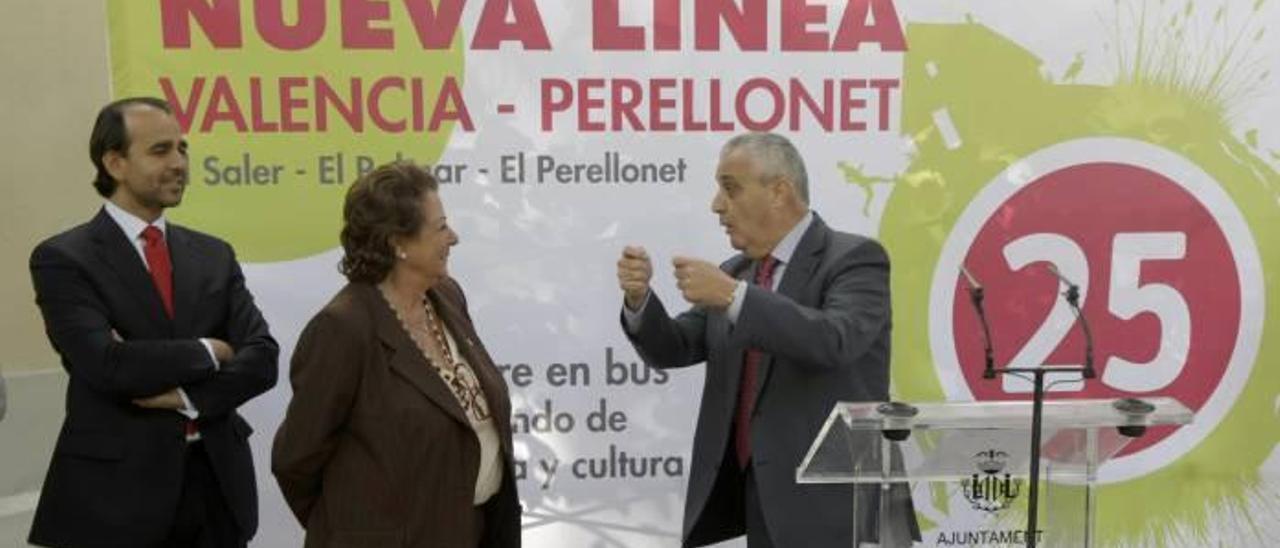 La concesionaria de Valencia-El Perelló demandará a la EMT por su nueva línea