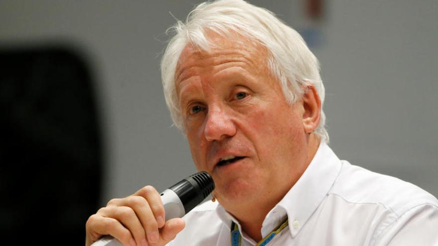Fallece el director de carrera de Fórmula 1 Charlie Whiting