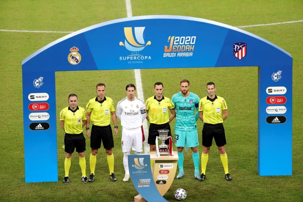 Supercopa: Real Madrid - Atlético