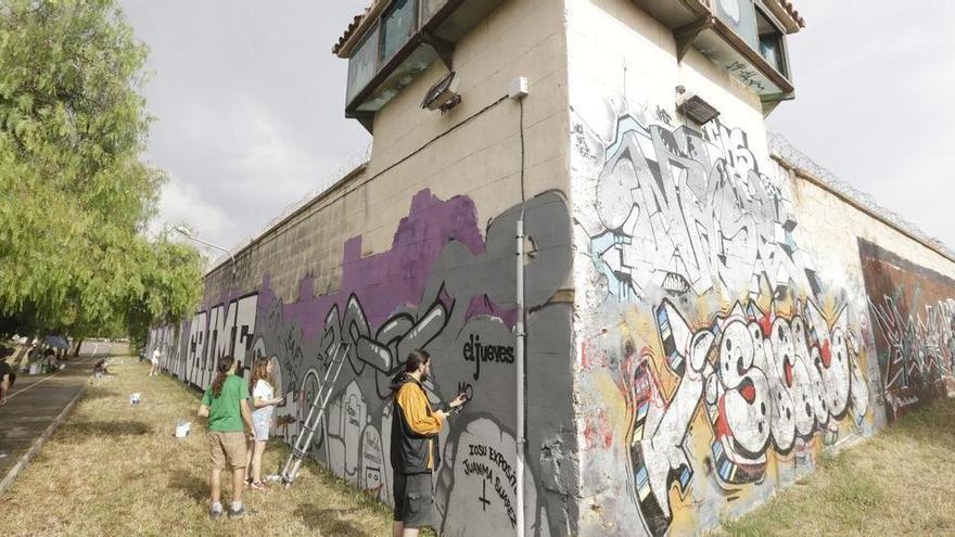 Detenida por intentar matar a su expareja al prender fuego a la antigua cárcel de Mallorca