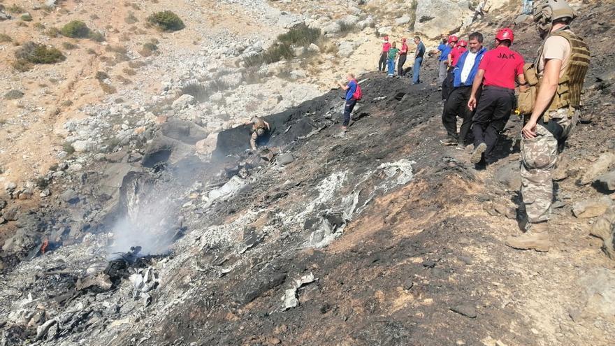 Ocho muertos al estrellarse un avión ruso en Turquía