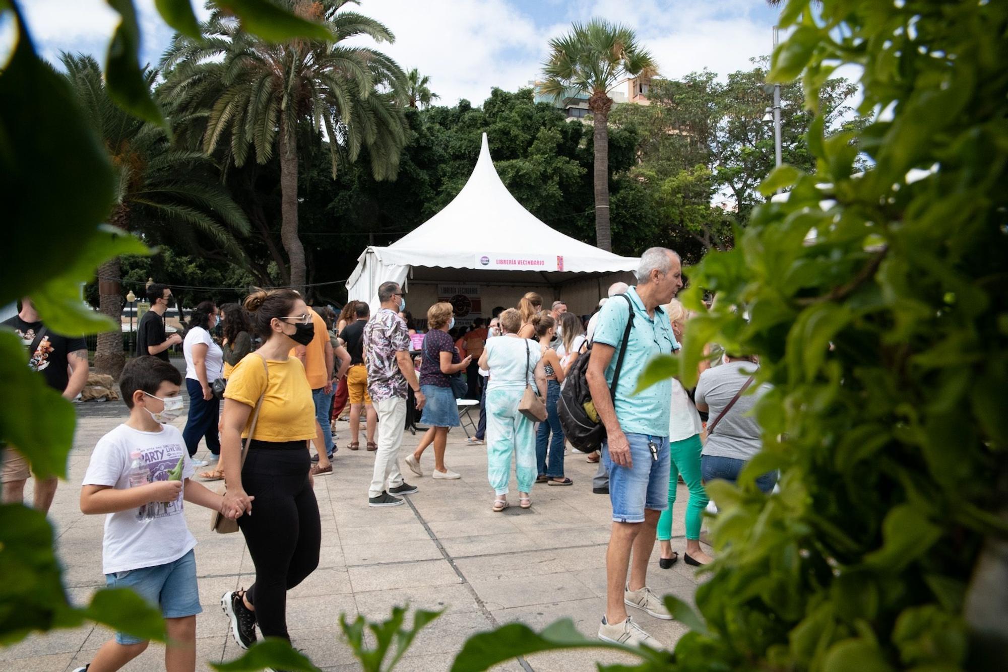 Feria del Libro de Las Palmas de Gran Canaria (10-10-2021