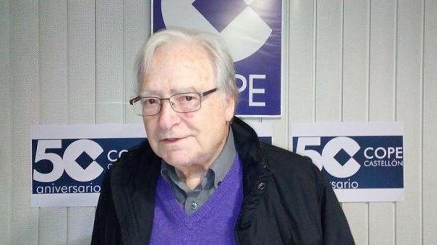 Fallece Juan Soler Usó, colaborador habitual de Levante de Castelló