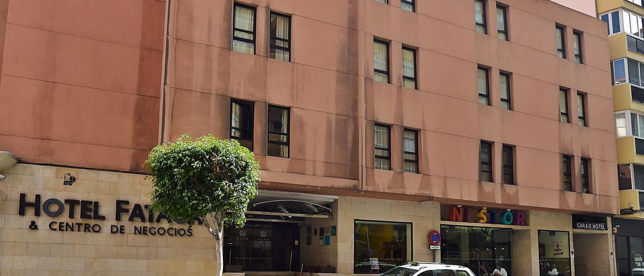 THe reformará de manera integral  el hotel Fataga durante la pandemia