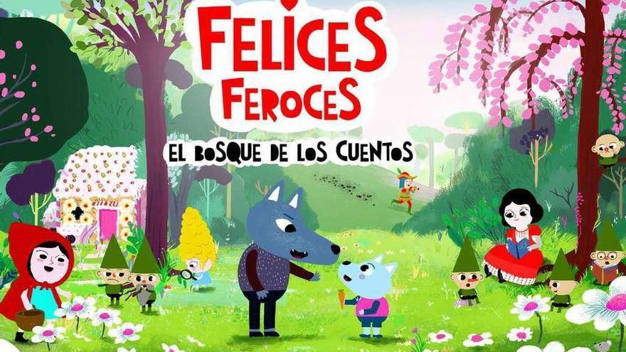 Las historias infantiles de El Hematocrítico y Alberto Vázquez saltan a la televisión