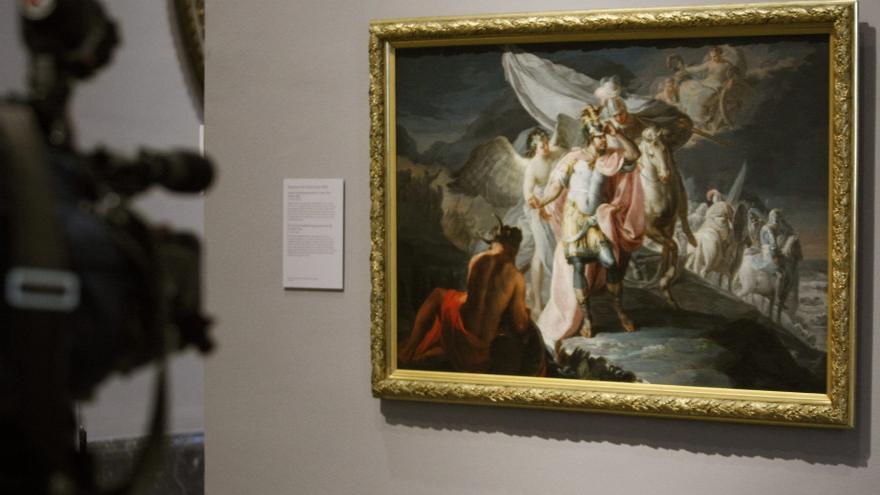 El Prado recibe en donación el primer Goya documentado, 'Aníbal vencedor'