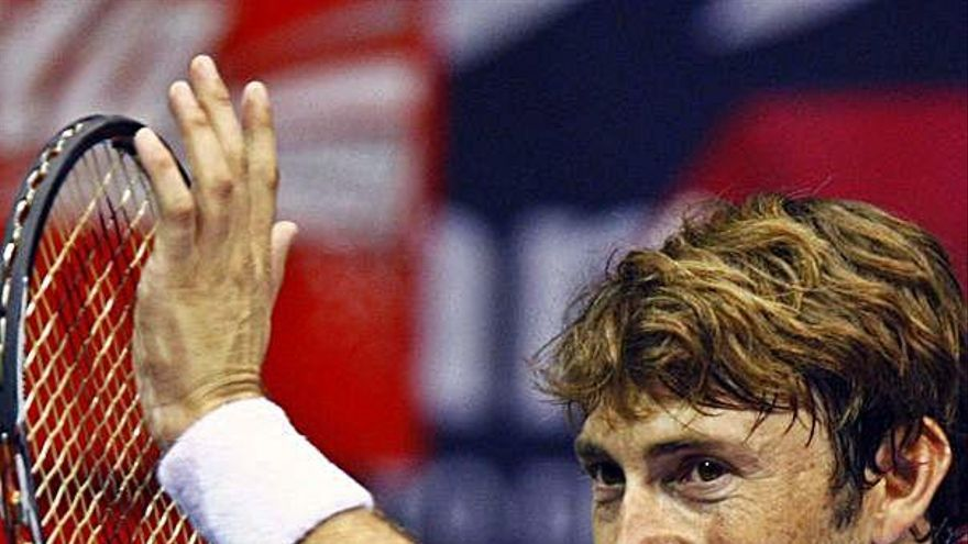 Juan Carlos Ferrero y David Ferrer vuelven a coger la raqueta