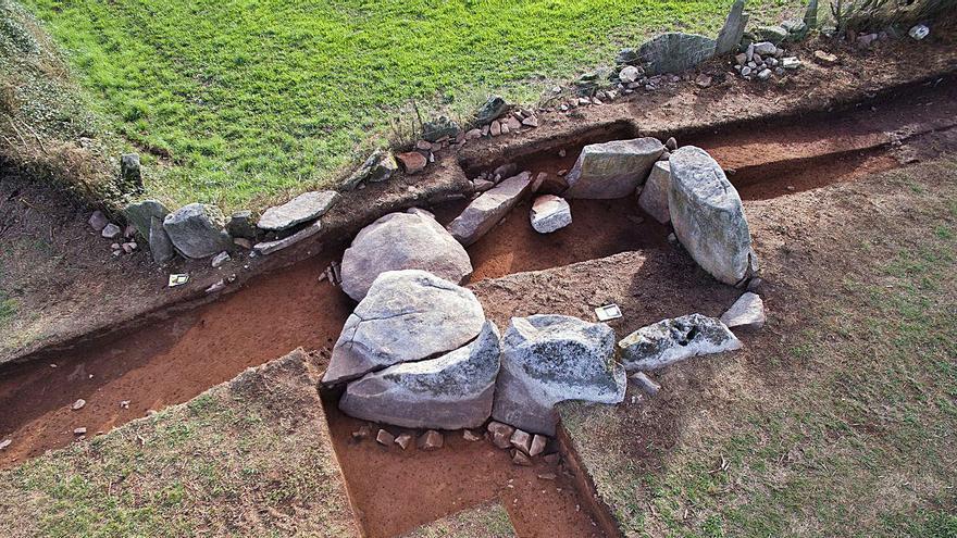 El Altar do Sol de Alperiz recuperará su configuración original