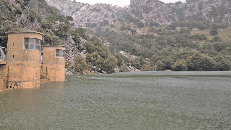 Las reservas de agua de los embalses están al 94 por cien