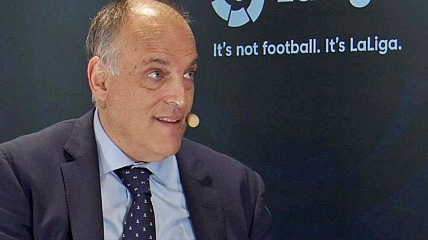 La Ligue 1 y el PSG lanzan dardos a Tebas