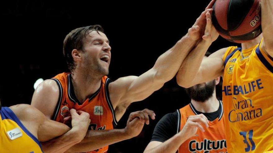 El Herbalife Gran Canaria gana al Valencia Basket y consigue el billete a semifinales y a la Euroliga