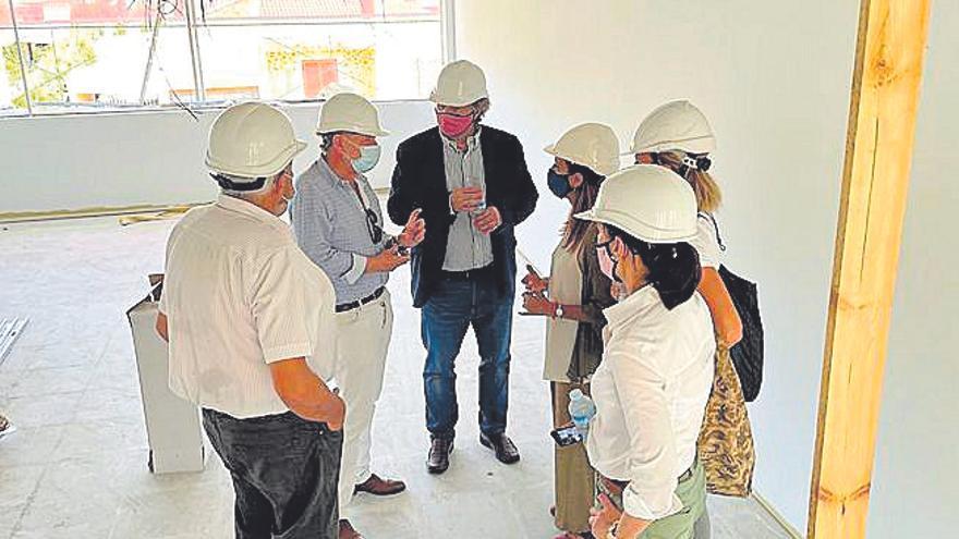 El Govern invierte 1,5 millones en la ampliación del CEIP Punta de n'Amer