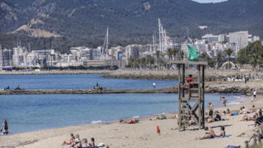 Badeverbot an Palmas Stadtstränden wieder aufgehoben