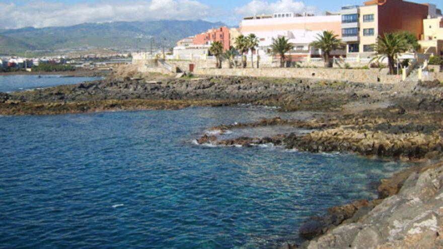Cae un pescador al mar en Taliarte