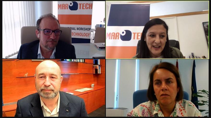 Cita con la investigación en tecnología marina en Vigo