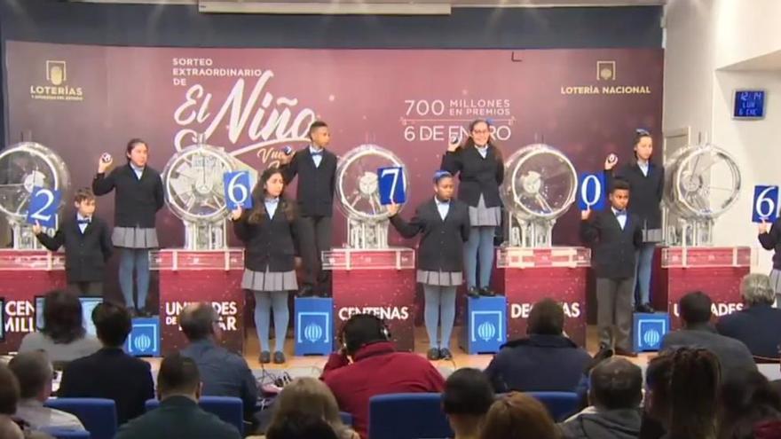 El Sorteig de la Loteria del Nen 2021 reparteix avui 700 milions en premis