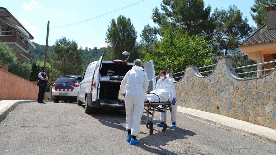 Prorroguen la detenció de la dona que presumptament en va matar una altra al Pont de Vilomara