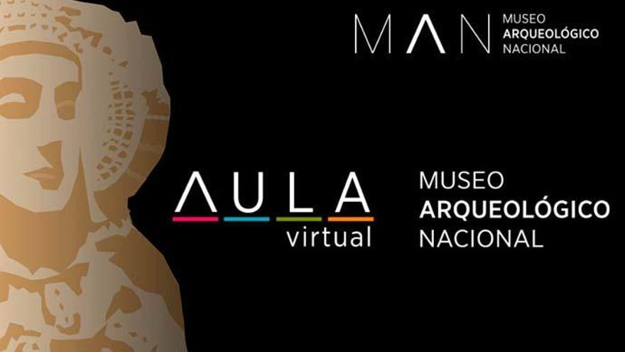 'MAN Aula Virtual', una herramienta educativa para visitar el Museo Arqueológico