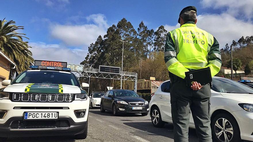 Más de 700 sancionados durante el puente de San José por saltarse los cierres perimetrales