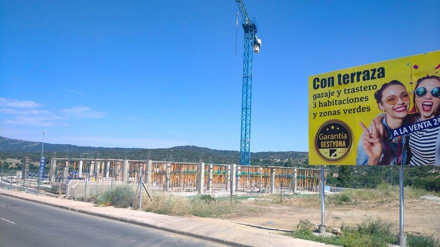 """La construcción vive en Plasencia un """"cambio de tendencia"""", que espera mantener"""