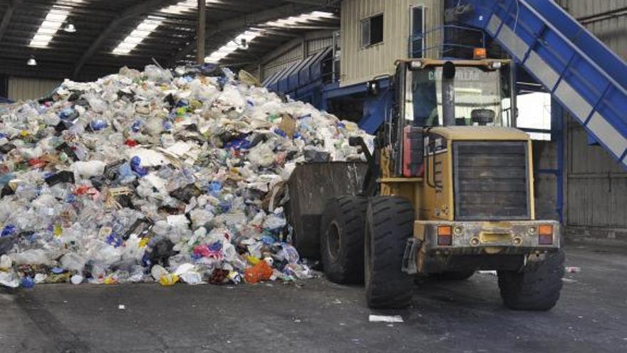 Gran Canaria incumple la mitad de los  objetivos en la gestión de los residuos