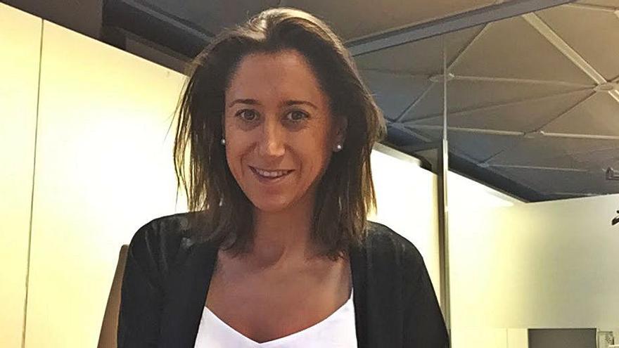 Susana Llombart, nueva directora  de zona de BBVA en Baleares