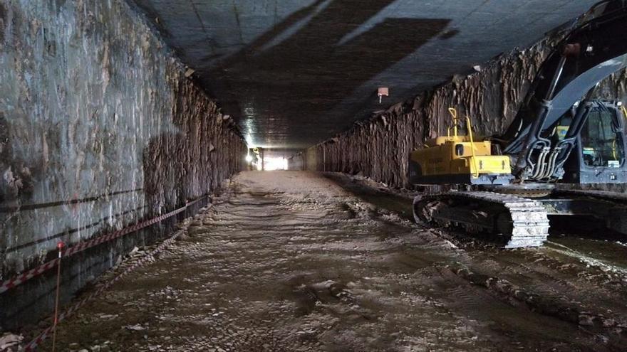 Finaliza la excavación del túnel de entrada del AVE a Murcia