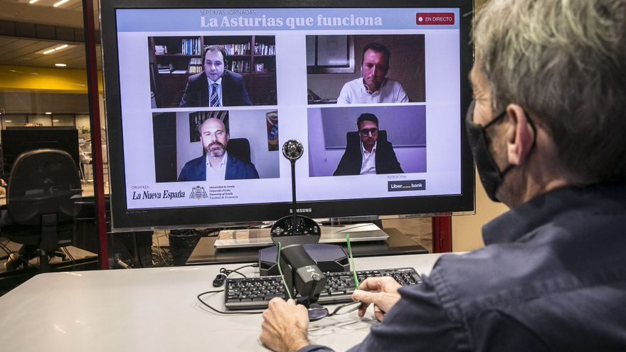 Retos de Asturias: industria, transformación digital, tecnología y colaboración empresarial