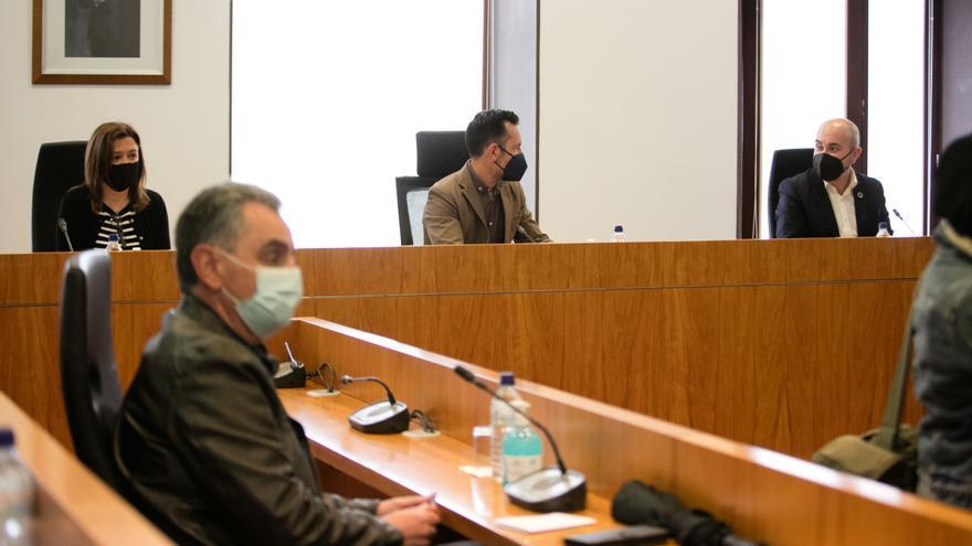 Rafa Ruiz defiende que la comida con Armengol en el Ayuntamiento de Ibiza cumplió la normativa