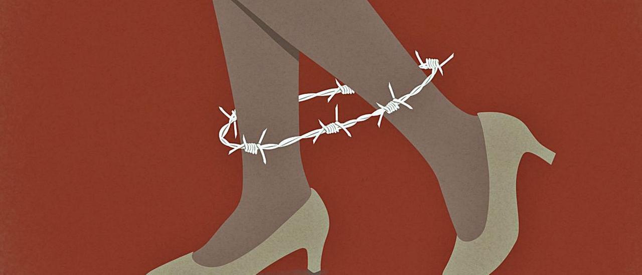 Meghan, la venganza de Lady Di | ILUSTRACIÓN: ELISA MARTÍNEZ