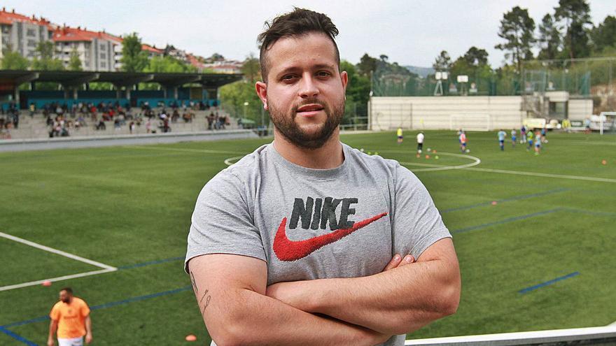 El Atlético Arnoia, de nuevo en busca de entrenador