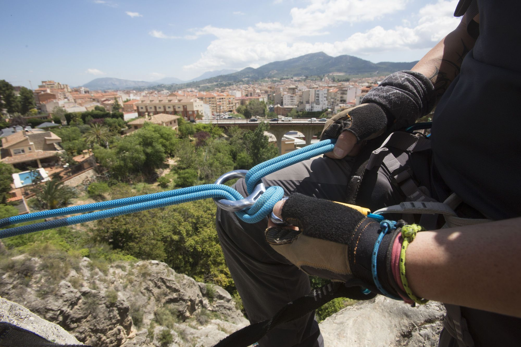 Un proyecto del Consell prohíbe la escalada en 200 puntos de la provincia