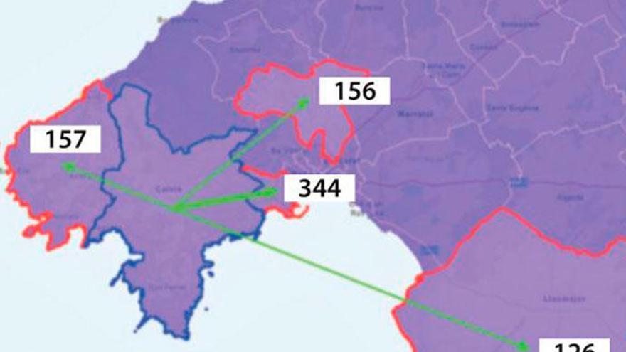 Handy-Daten-Analyse: Das bewirkt die Ausgangssperre auf Mallorca