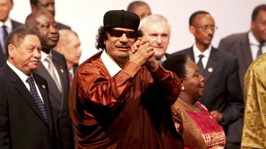 La herencia frustrada de los Gadafi