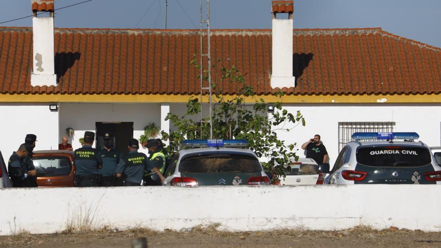 Miembros del SAT vuelven a ocupar la finca de Somonte en Palma del Río para evitar su venta
