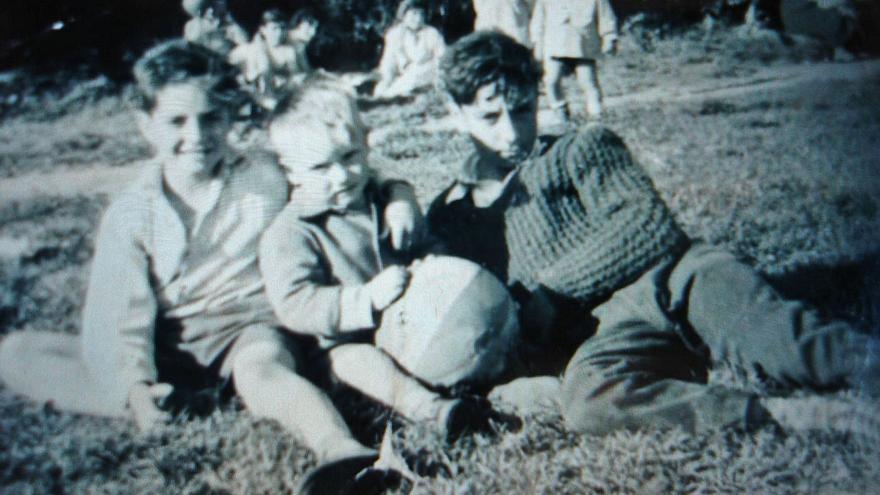 Una infancia en A Silva cuando aún era una aldea